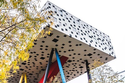 Art college extension , Toronto