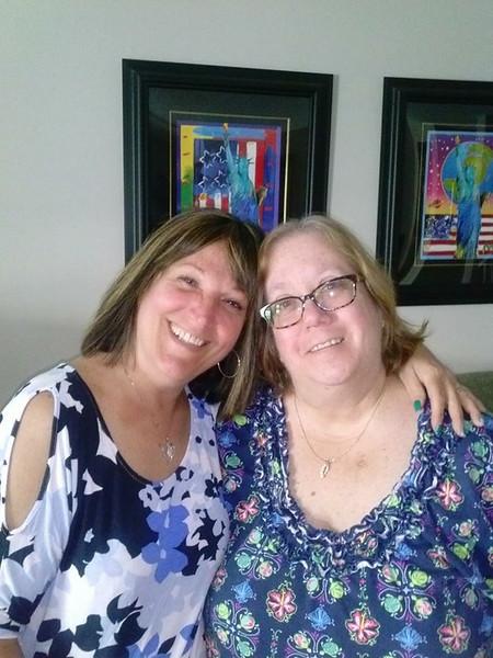 Lynn & Carole