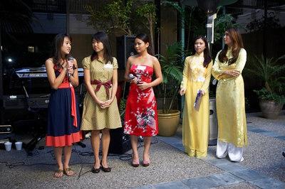 Tet '07 Pageant Mixer @ Saigon On Fifth