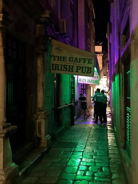 The Gaffe Irish Pub, Dubrovnik
