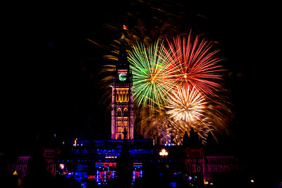 Canada Day - July 1st 2018