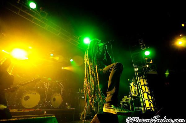 November 2009 - Shadows Fall - Live at Electric Ballroom