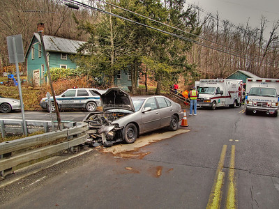 3-1-13 MVA With Injuries, Sprout Brook Road