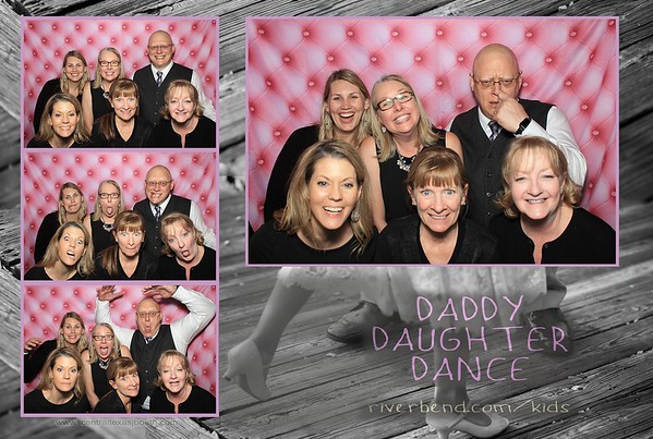 2020 daddy daughter dance Riverbend Church