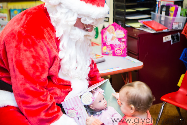Perfect Angels Childcare Inc. Christmas