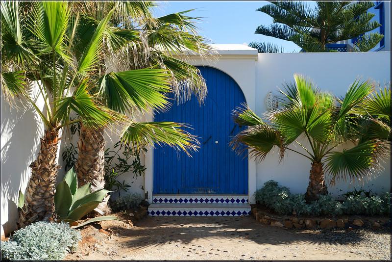 Blue Door of Mireleft