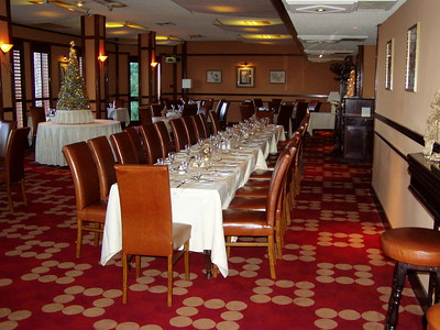 Function Room at the Gibside Hotel, Whickham