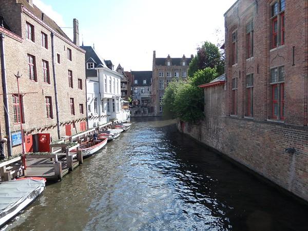 België-Brugge-Waregem-Ieper