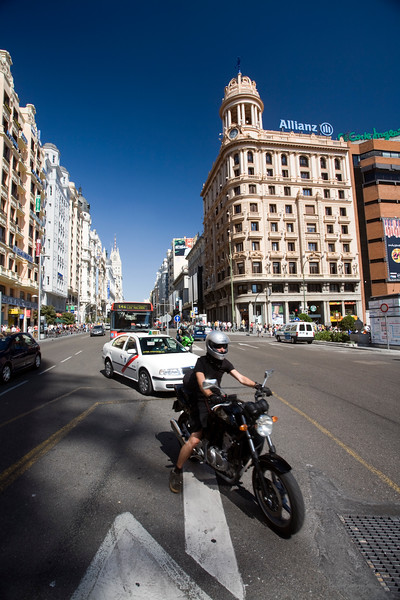 Callao is one of the main landmarks in Madrid city center