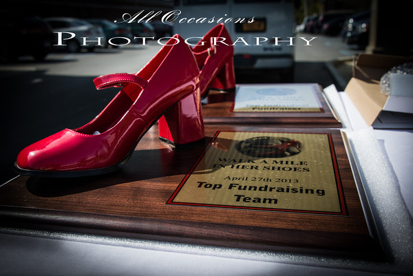 2013 Walk A Mile In Her Shoes