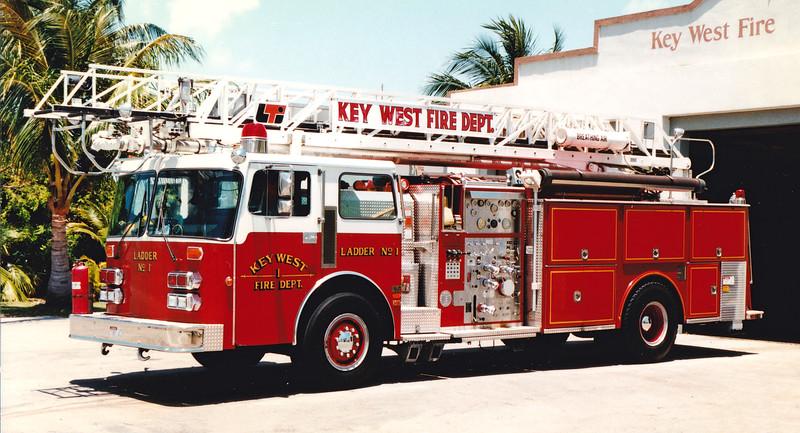 Retired Ladder 1.  LTI.  1250 / 300