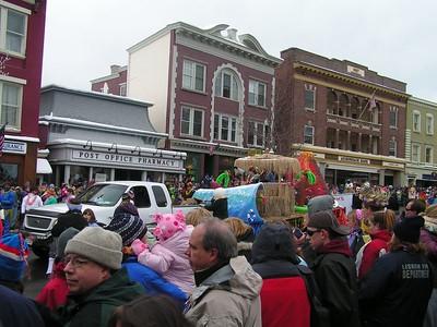 Saranac Lake Winter Carnival, feb 2005
