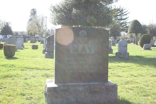 Rose City Cemetery - Portland, OR