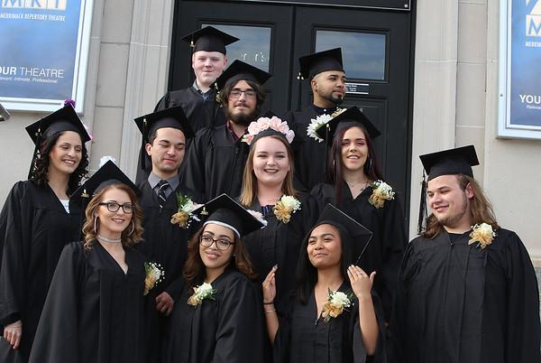 Middlesex Charter graduation 060718