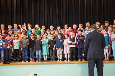Jayden School Recital