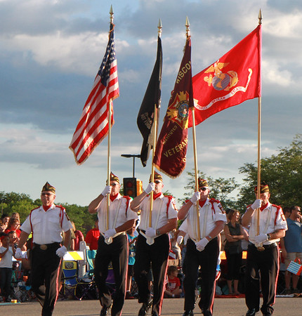 Menomonee Falls 4th Of July Parade 2014