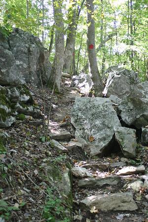 2004 September 14 - Solo Hike