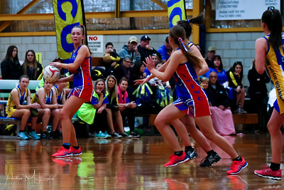 Riverina FNL Netball Grand Finals