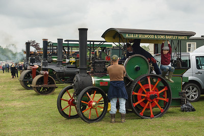 Bill Targett Memorial Steam Rally 2018