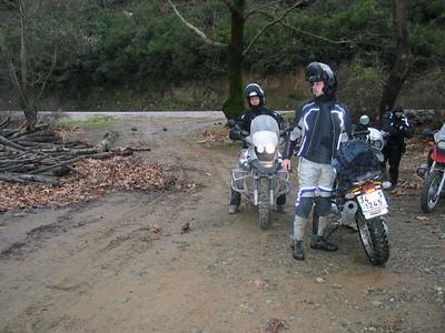 Delmece yaylası - Aralık 2005