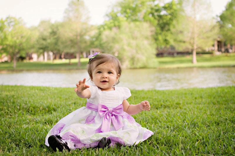 Karina 9 months