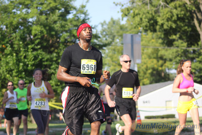 10 Mile at 9 Mile Mark, Gallery 2