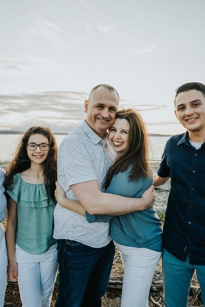 Matt + Kristyn + Family
