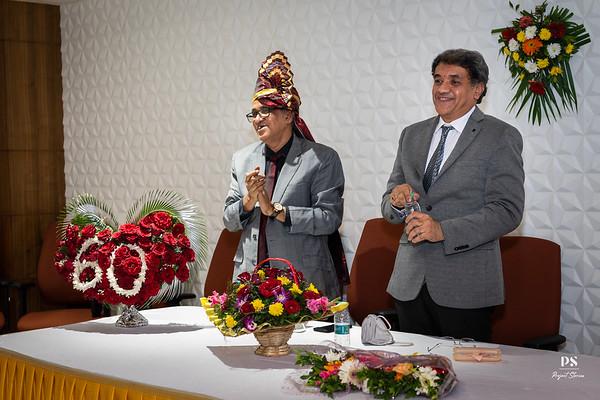 G.D.Goswami Superannuation Ceremony