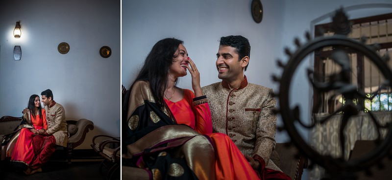 Sudheendhra & Shilpa