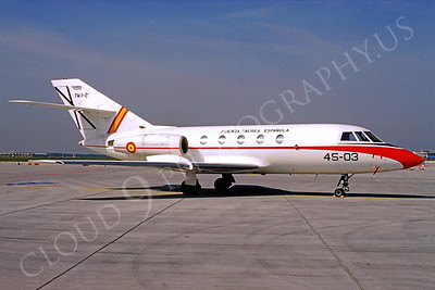 Dassault Falcon 20 Military Airplane Pictures