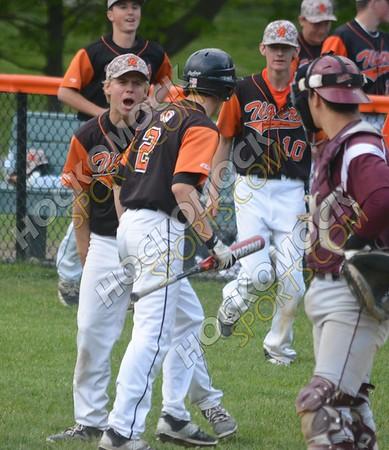 Oliver Ames - Falmouth Baseball 5-19-16