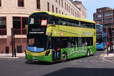 Bus Operators in the North East (Update 22.05.2019)