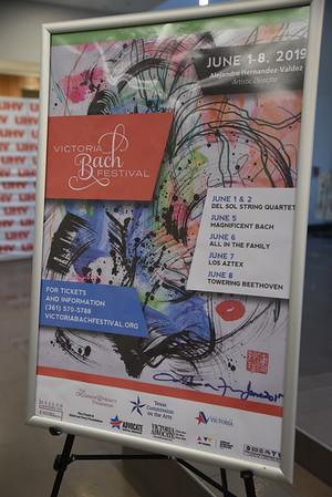 UHV Bach Festival Banquet