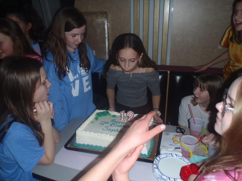 20200125 Sophia's 12th Birthday Party