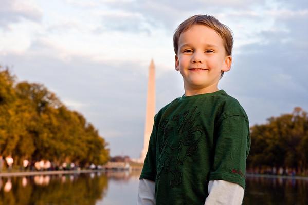 Lincoln Memorial Nov 2008