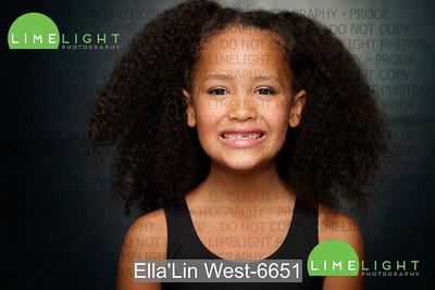 Ella'Lin West