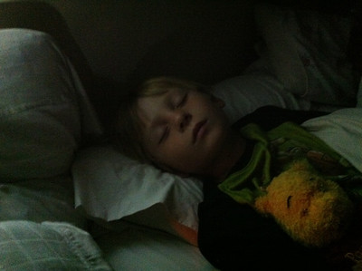 Jackson Sleeping