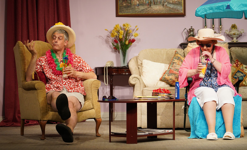 Knowle Revels Drama Group - Holiday at Home