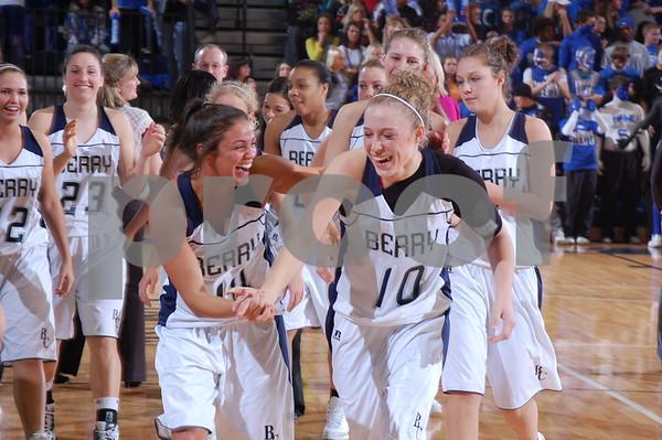 Women's Basketball v. Shorter Jan. 22, 2009