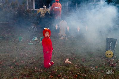 October 31, 2011 Halloween