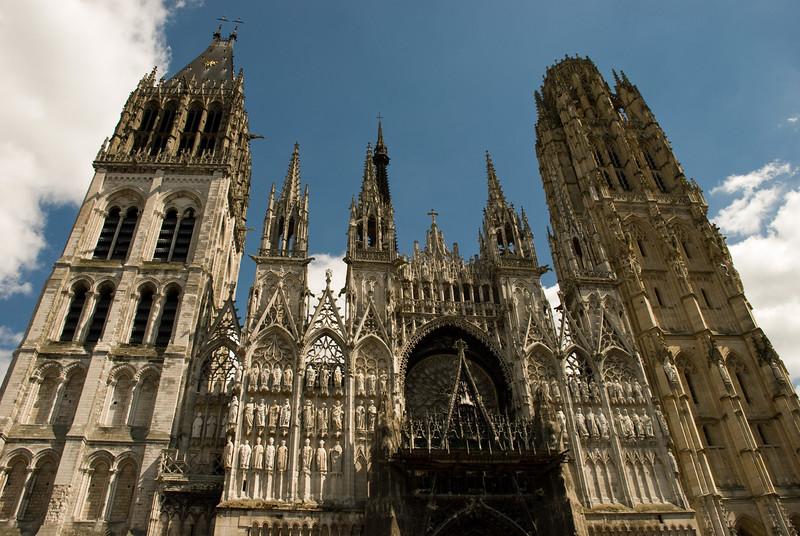 Dómkirkjan í Rouen