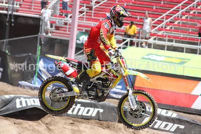 Supercross, Vegas 2011