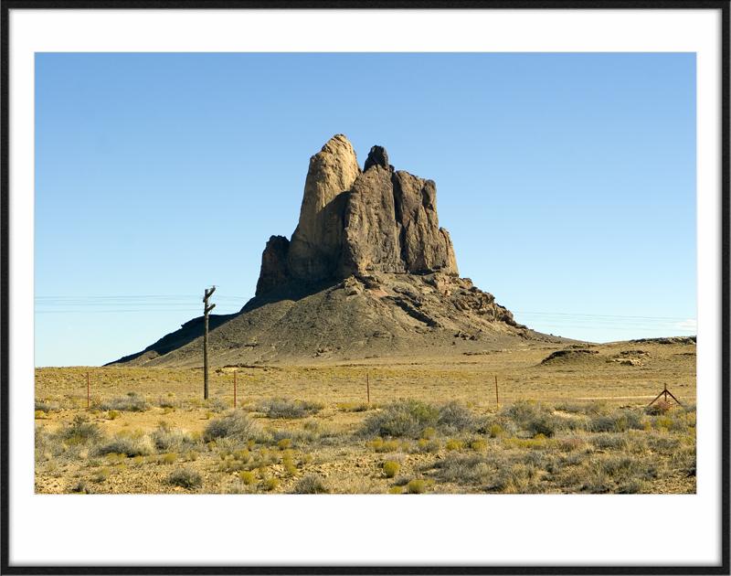 Bennett Peak@ Navajo Indian Reservationin New Mexico