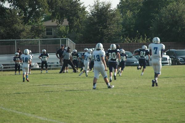 MS Football 9/12/13