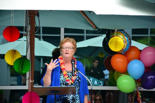 2014-15 Ann Huntington Retirement Celebration