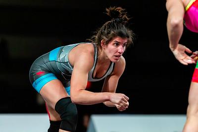 WW 62 kg Michelle Fazzari
