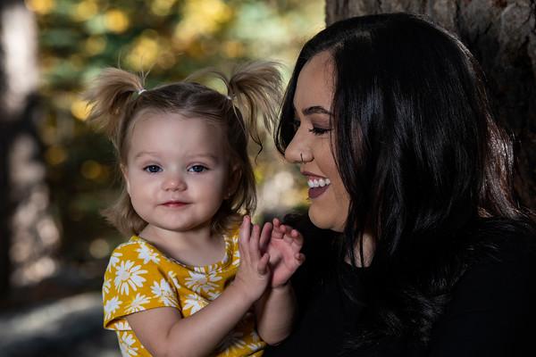 Daisy and Becca Oct 2020