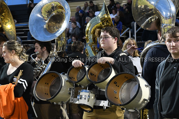 FCHS Band, Cheer and others 10/12/18 Bath Game