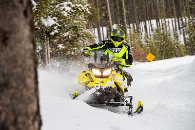 2020 Ski-doo MXZ TNT 600R