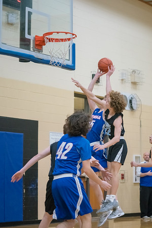 2019-2020 Heritage 8th Grade Boys Basketball